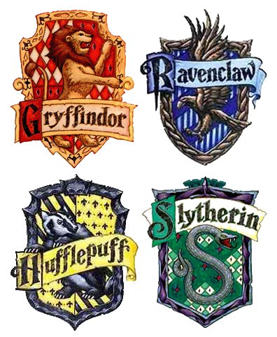 Houses of Hogwarts